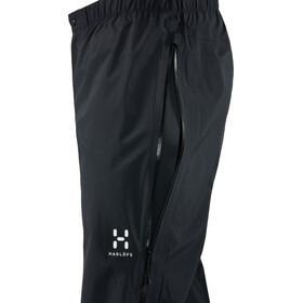Haglöfs L.I.M Miehet Pitkät housut , musta